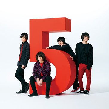 KANA-BOONのGO!GO!5周年!シーズン2<br /> 東名阪対バンツアー「Let's go TAI-BAAN!!」