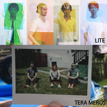 Tera Melos / LITE<br /> Japan Tour 2018