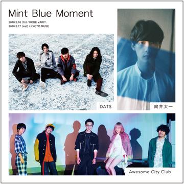 Mint Blue Moment