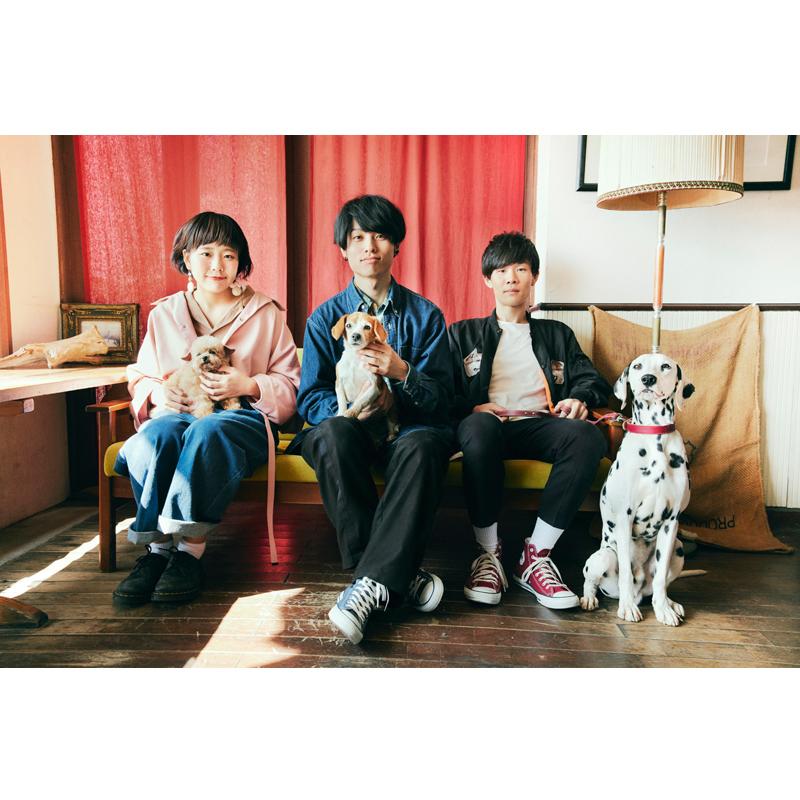Saucy Dog 【ワンダフルツアー2018】<br /> ※対バンあり