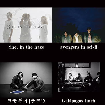 "She, in the haze ""Paranoid Tour 2017"""