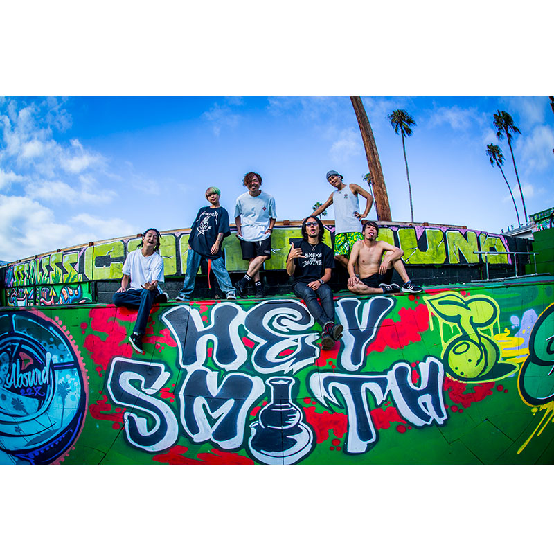 "HEY-SMITH ""Life In The Sun TOUR FINAL SERIES""<br /> ※対バンあり"