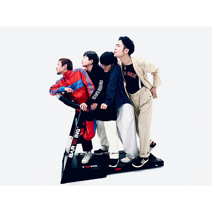 愛はズボーン 2nd ALBUM「TECHNO BLUES」Release TOUR 大阪編
