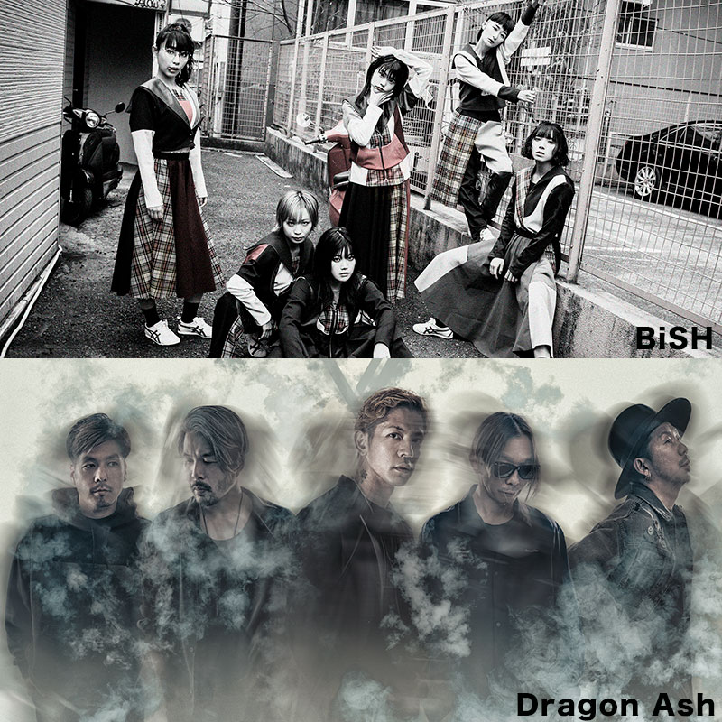 BiSH'S 5G are MAKiNG LOVE TOUR