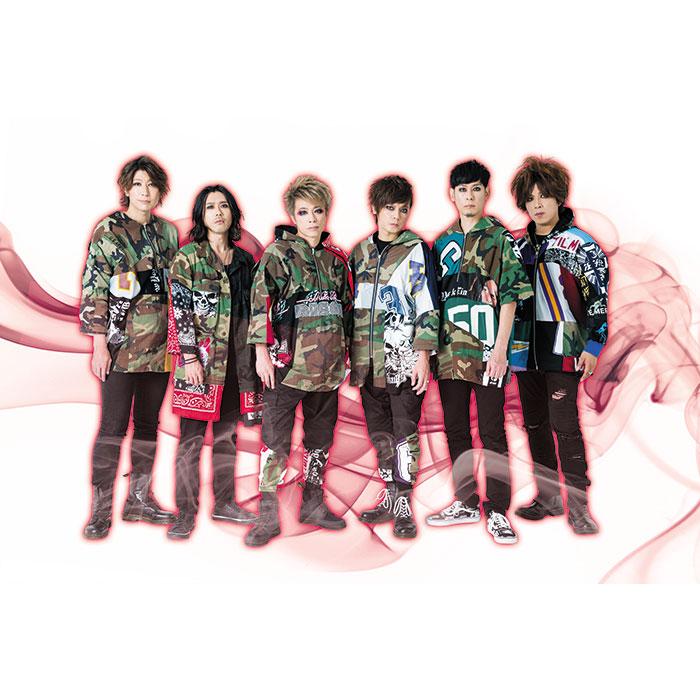 jealkb THE BEST TOUR〜異色薔薇ノ宴〜<br /> 対バン:オメでたい頭でなにより