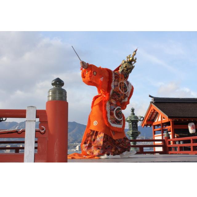 海神への供物II〜嚴島神社と天王寺楽所